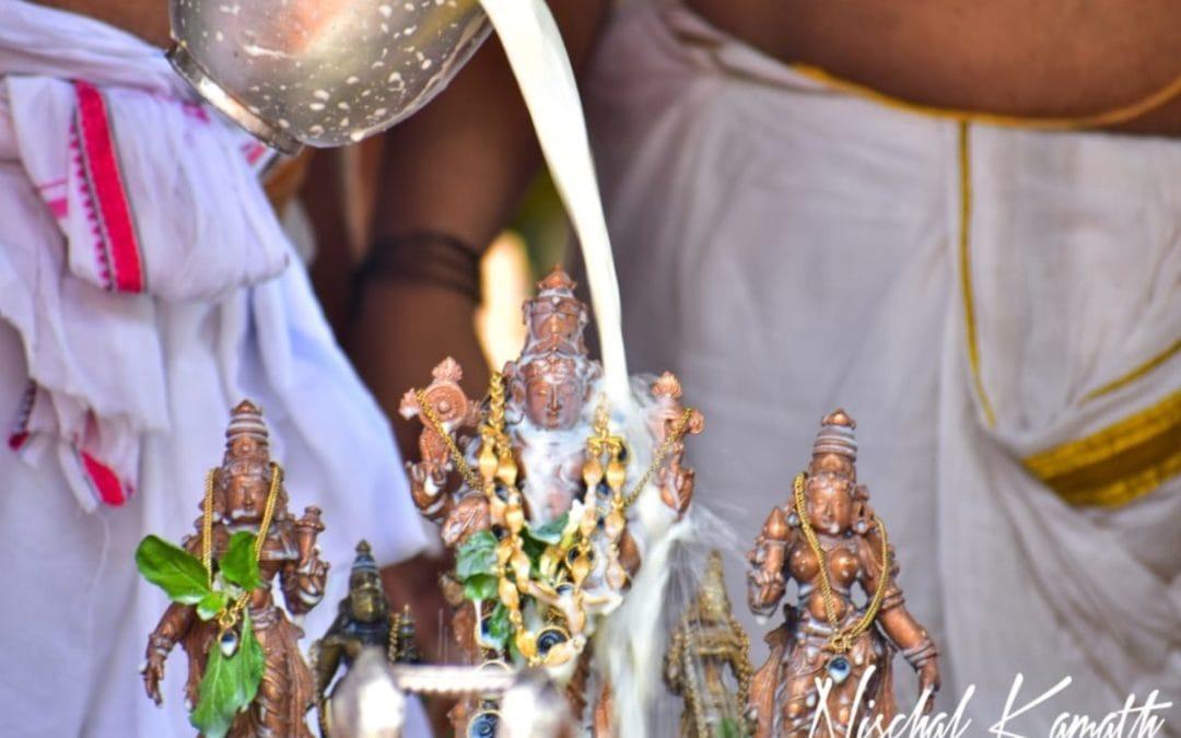 A Glimpse of Laksha Deepotsava